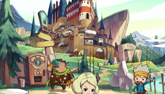 Snack World: Trejarers – Japanese Direct Headline 2017.4.13