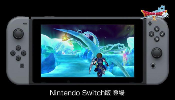 Dragon Quest X Online – Japanese Direct Headline 2017.4.13