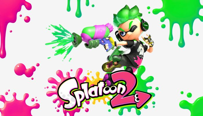Nintendo France : 'Révélations du Laboratoire de recherche sur les calamars : regardez la vidéo des armes spéciales en action !'