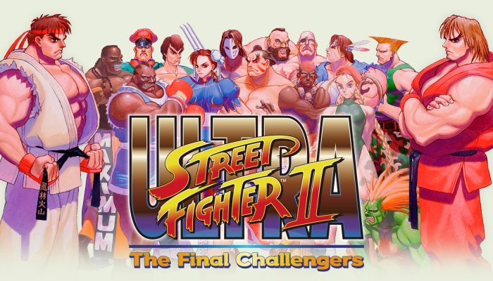 NoE: 'Rekindle your fighting spirit at home or on the go when Ultra Street Fighter II: The Final Challengers arrives on Nintendo Switch on 26th May'