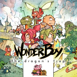 Nintendo eShop Wonder Boy The Dragon's Trap