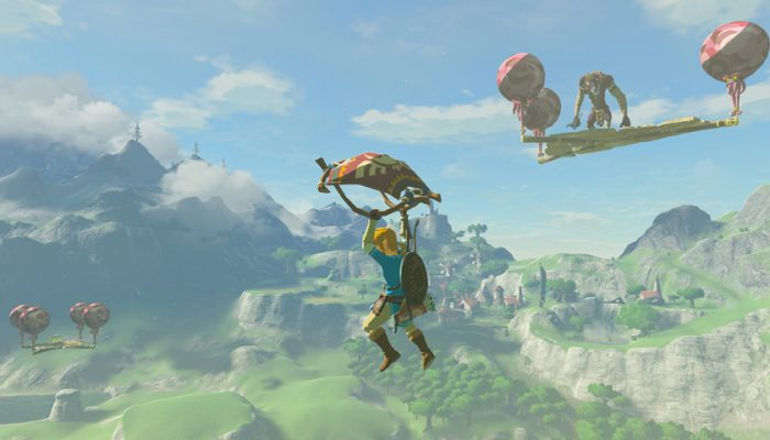 NoA: 'Nintendo details the first DLC pack for The Legend of Zelda: Breath of the Wild'