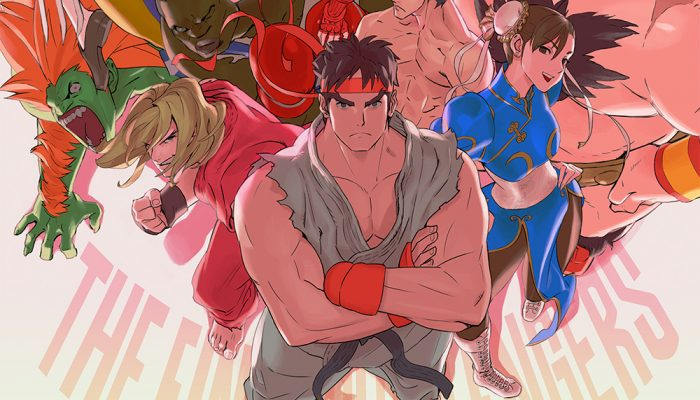 Capcom: 'Ultra Street Fighter II: The Final Challengers is out now on Nintendo Switch'