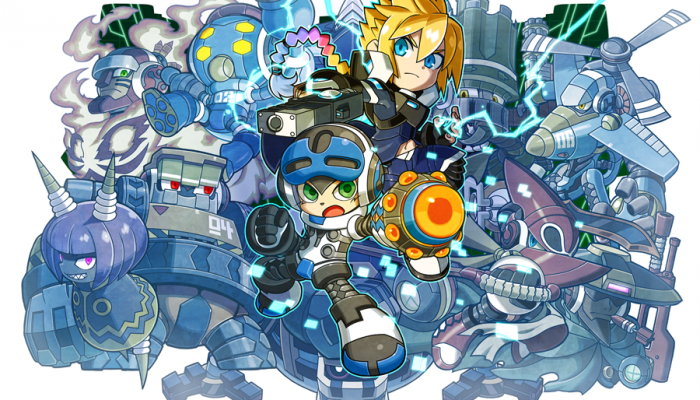 Inti Creates: 'Mighty Gunvolt Burst & Azure Striker Gunvolt: Striker Pack For Switch Announced At BitSummit'