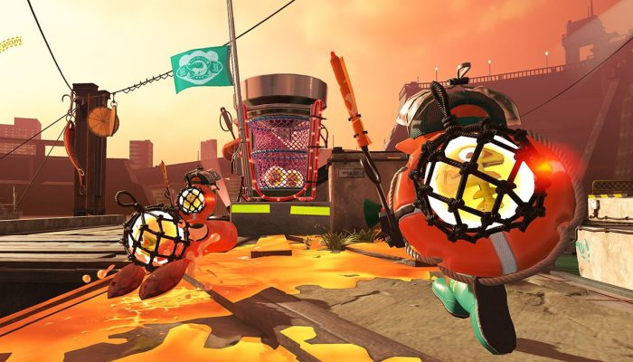 A look at Salmon Run in Splatoon 2