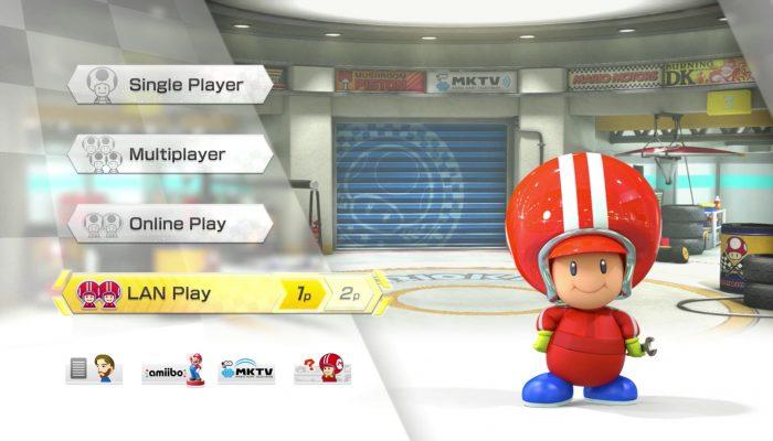 Nintendo Minute – Mario Kart 8 Deluxe LAN Party!