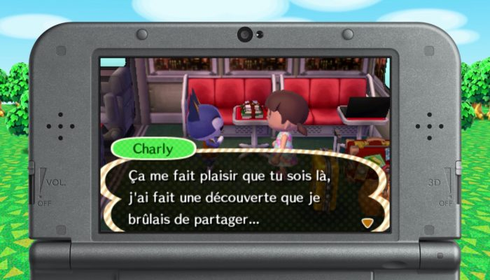 Animal Crossing : New Leaf Welcome amiibo – Charly