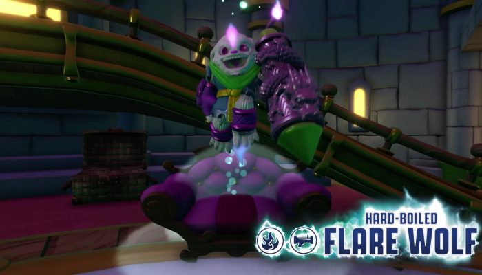 Skylanders Imaginators – Meet Egg Meet Hard-Boiled Flare Wolf