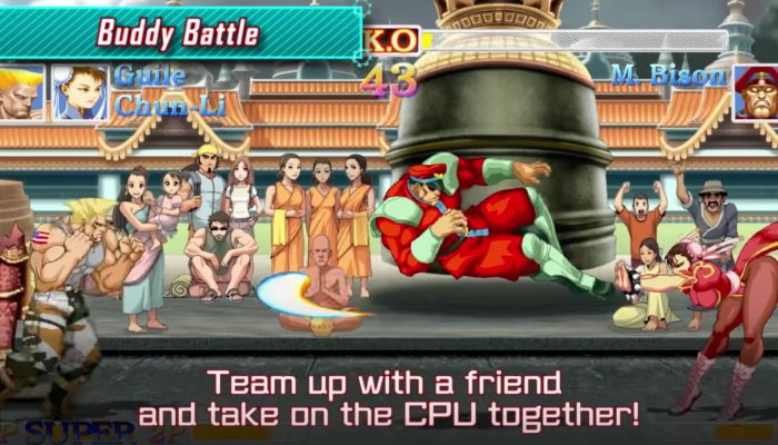 Ultra Street Fighter II: The Final Challengers – Release Date Trailer