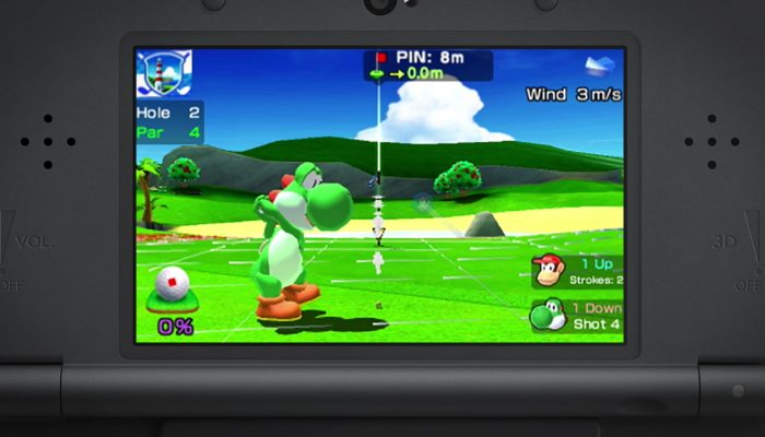 Mario Sports Superstars – Golf Trailer