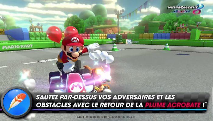 Mario Kart 8 Deluxe – Nouveautés