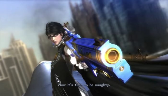 Bayonetta 1 & 2 – Video Clips from PlatinumGames