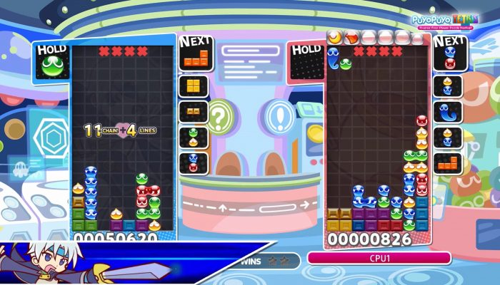 Puyo Puyo Tetris – Third Set of Official Tutorials