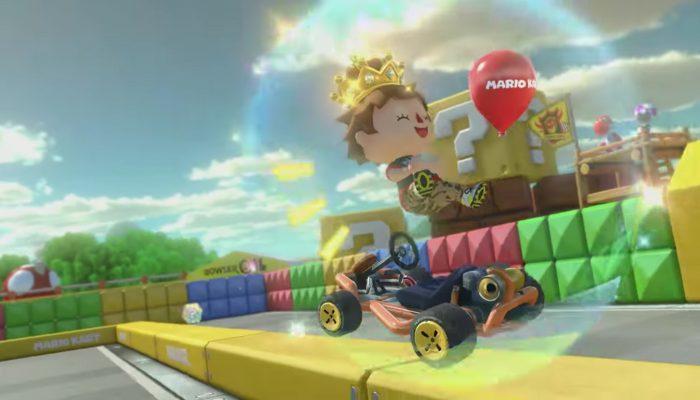 Mario Kart 8 Deluxe – Accolades Trailer