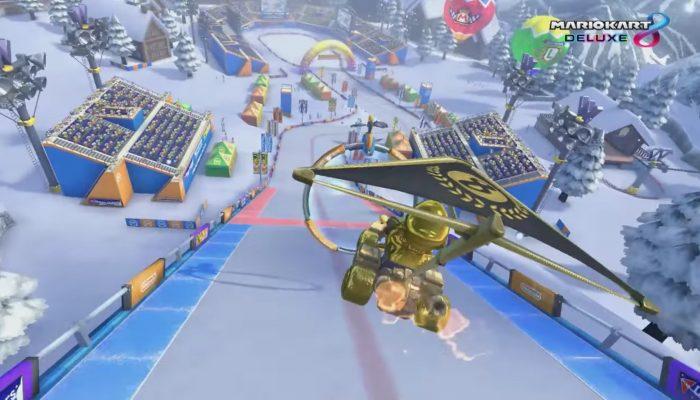 Mario Kart 8 Deluxe – Bande-annonce de test