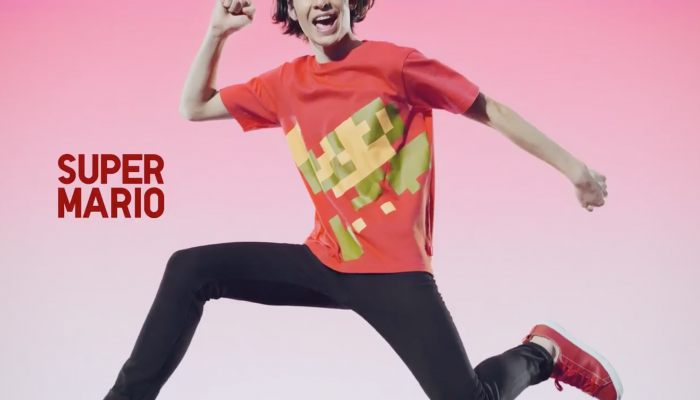 UTGP 2017 Nintendo T-shirts coming to Uniqlo stores on May 19
