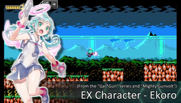 Blaster Master Zero – Version 1.2 Update Official Trailer