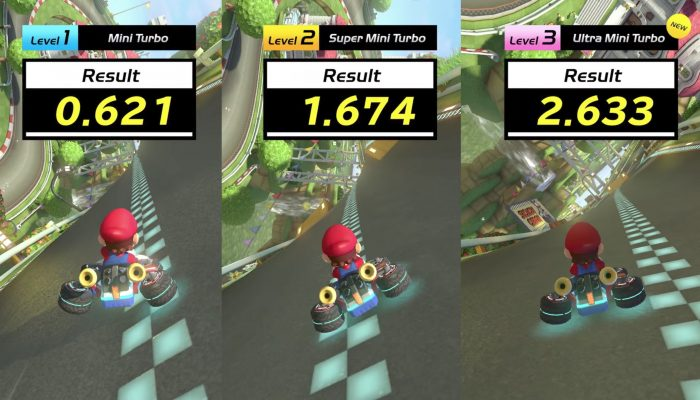Mario Kart 8 Deluxe – Mini-Turbo Tutorial