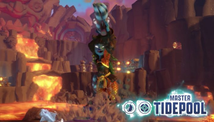 Skylanders Imaginators – Meet Tidepool