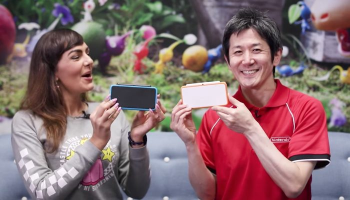 New Nintendo 2DS XL – A Closer Look