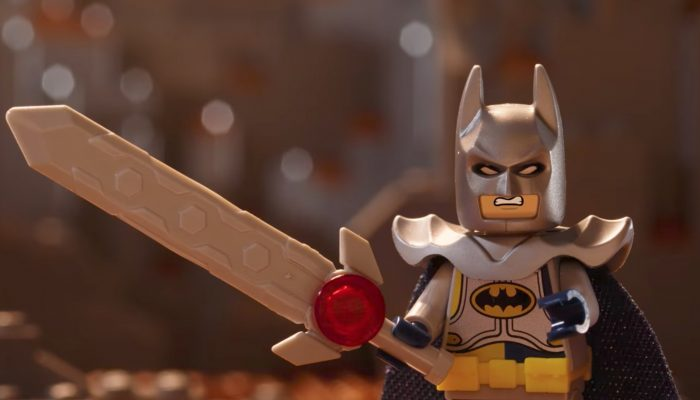 LEGO Dimensions – Excalibur Batman Meets The Goonies!