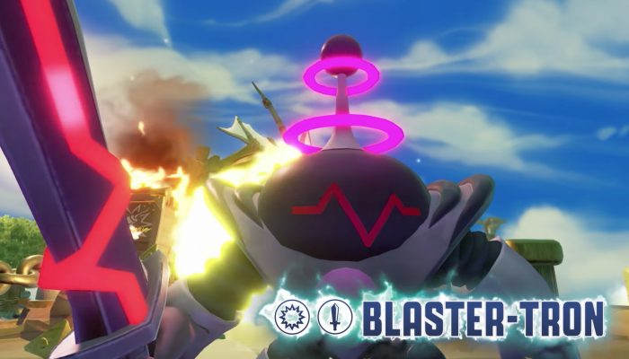Skylanders Imaginators – Meet Blaster-Tron