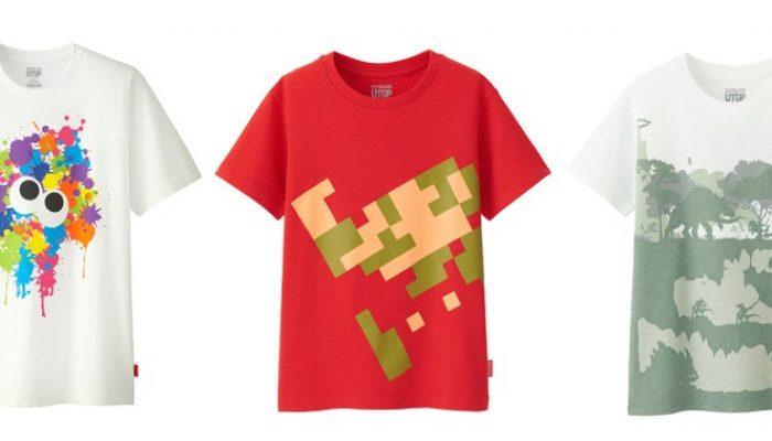 Nintendo France : 'Les t-shirts de la gamme Nintendo x UNIQLO sont désormais en vente !'