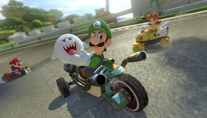 Nintendo France : 'Mario Kart 8 Deluxe est désormais disponible dans le commerce et sur le Nintendo eShop'