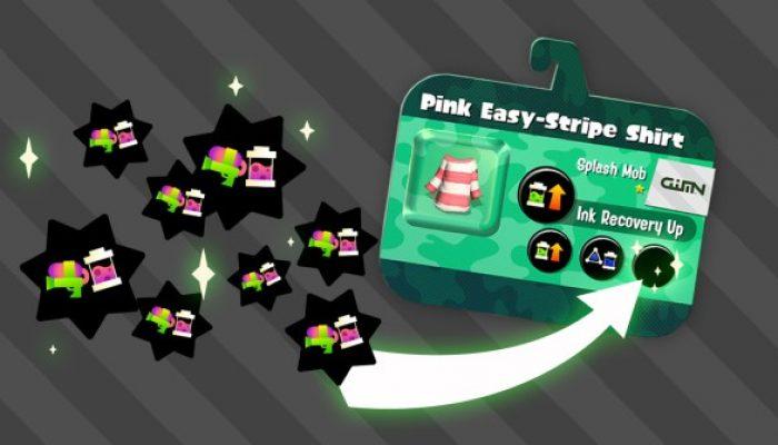 Nintendo France : 'Révélations du Laboratoire de recherche sur les calamars : Tipik peut vous aider à personnaliser votre équipement dans Splatoon 2'