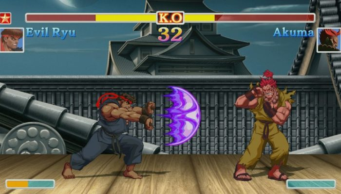 NoE: 'On your toes! The updated Ultra Street Fighter II: The Final Challengers website is now live'