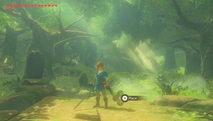 Nintendo France : 'Nouveau DLC The Master Trials révélé pour The Legend of Zelda: Breath of the Wild !'