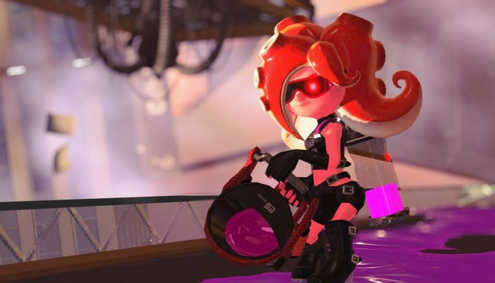 Octolings return in Splatoon 2