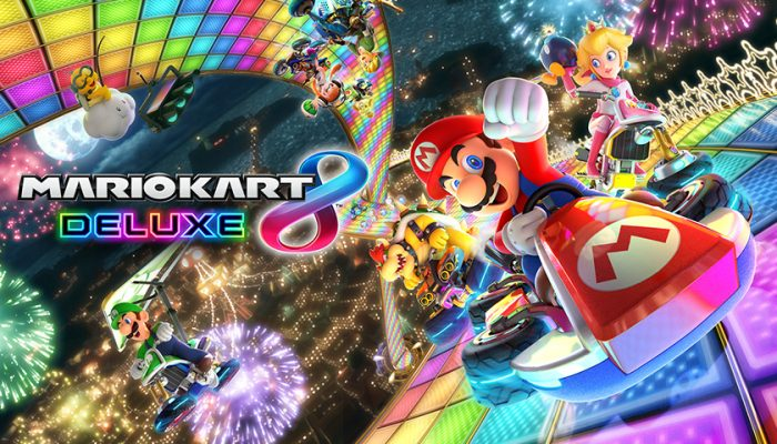 NoA: 'Mario Kart 8 Deluxe is out now'