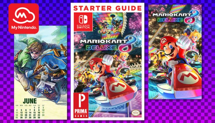 NoA: 'Mario Kart 8 Deluxe rewards are racing your way!'