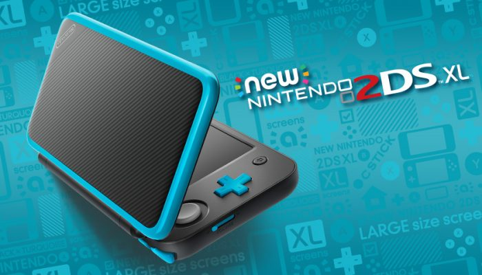 NoA: 'Nintendo to launch New Nintendo 2DS XL portable system on July 28'