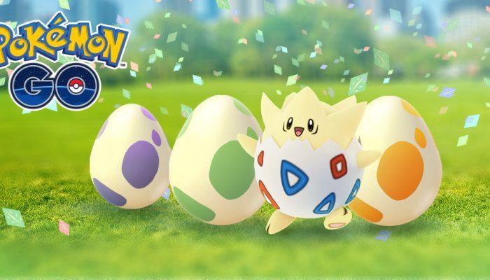 Niantic: 'The Pokémon Go Eggstravaganza'