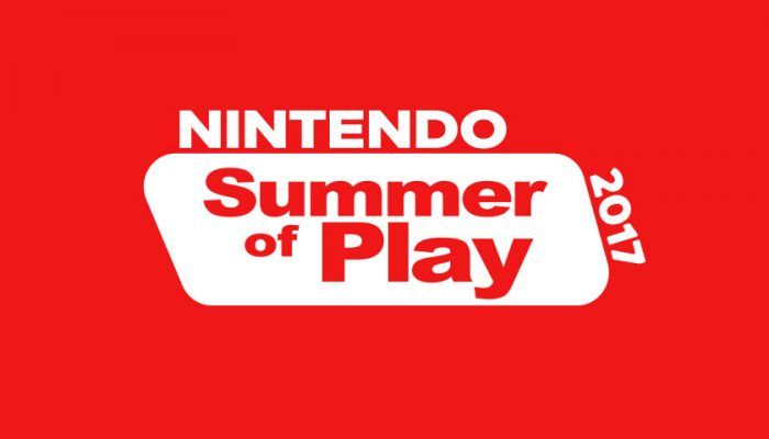 NoA: 'Dive into the World of Nintendo on the 2017 Summer of Play Tour'