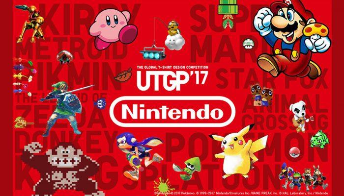 NoA: 'Nintendo + Uniqlo T-shirt designs now available'