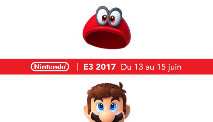 Nintendo France : 'Mario, des tournois et la Nintendo Switch au programme de l'E3 2017 ! Let's-a-go !'