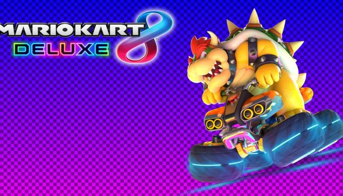 NoE: 'Start your engines and prepare to burn rubber at our official Mario Kart 8 Deluxe website!'
