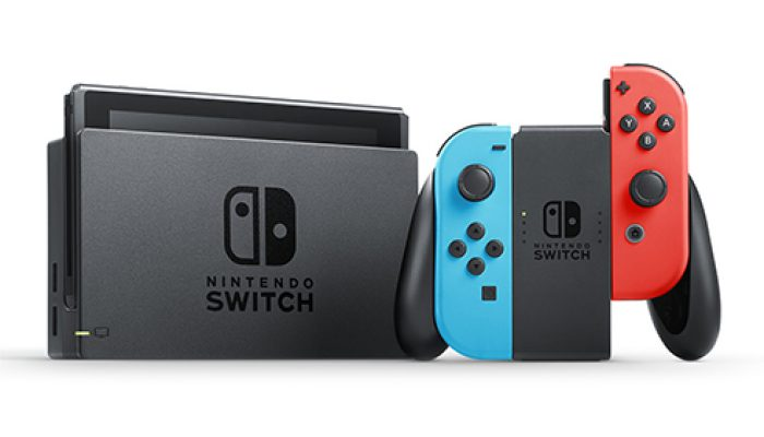Nintendo FY3/2019: Nintendo Switch Dedicated Video Game Sales Units