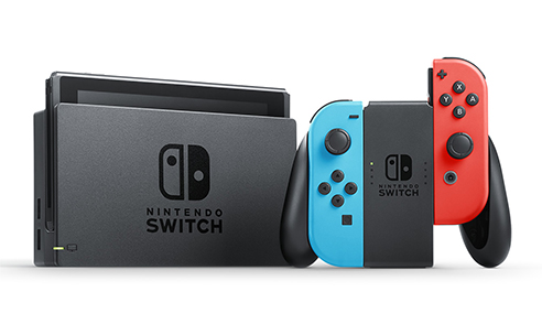 Nintendo FY3/2018 Nintendo Switch