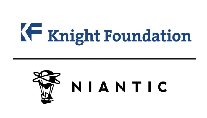 Niantic Labs: 'Niantic forming a multi-year partnership with the John S. and James L. Knight Foundation'