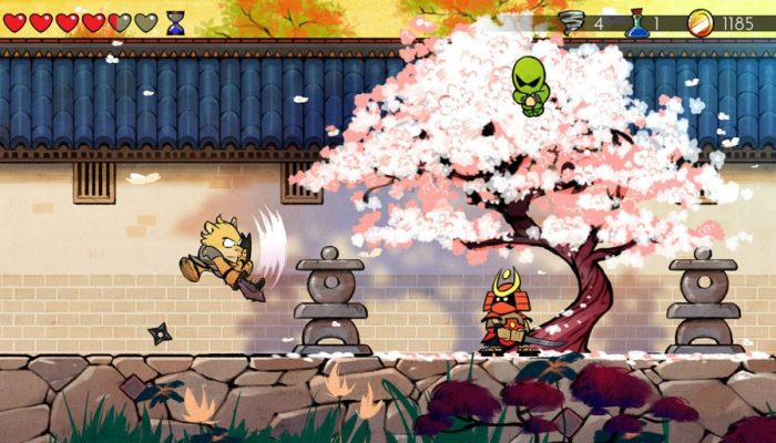 Nintendo UK: 'Interview: Transforming Wonder Boy: The Dragon's Trap for Nintendo Switch'