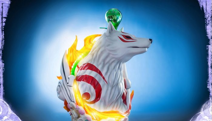 Capcom: 'Okami life-size bust coming from First4Figures early 2018'