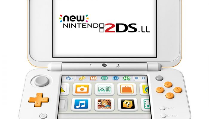 NCL: 'New Product in the Nintendo 3DS Family'