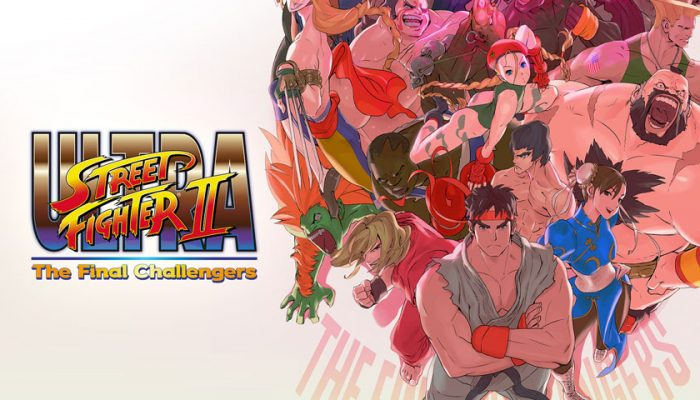 NoA: 'Fight! Ultra Street Fighter II: The Final Challengers has arrived'
