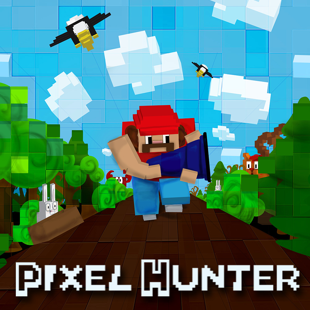 Nintendo eShop Downloads Europe Pixel Hunter