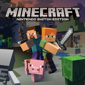 Nintendo eShop Minecraft Nintendo Switch Edition