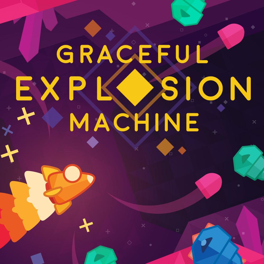Nintendo eShop Highlights Graceful Explosion Machine